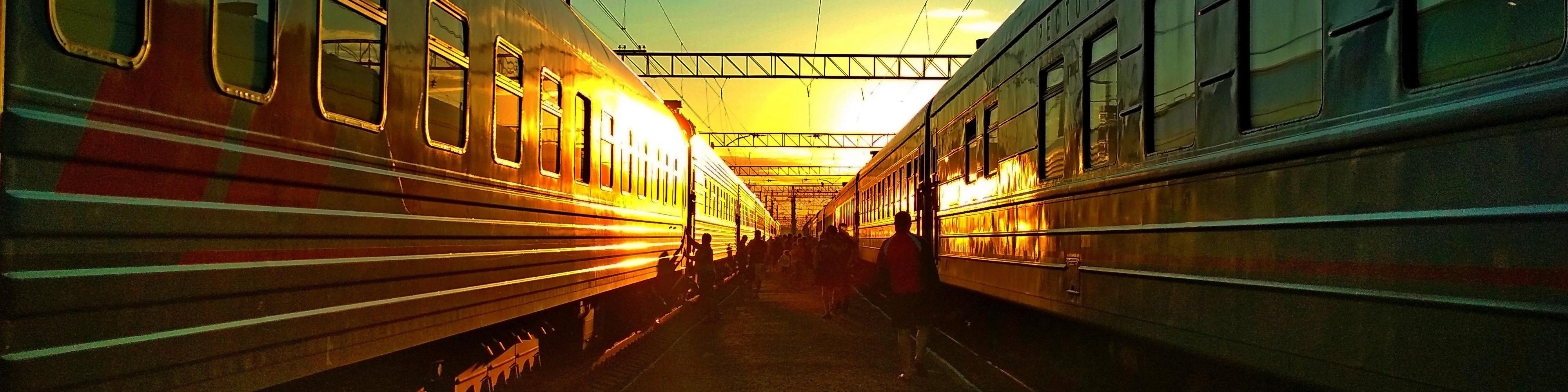 Szerokie tory - Bilety na Kolej Transsyberyjską