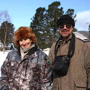 Irina i Jurij Gorochowscy