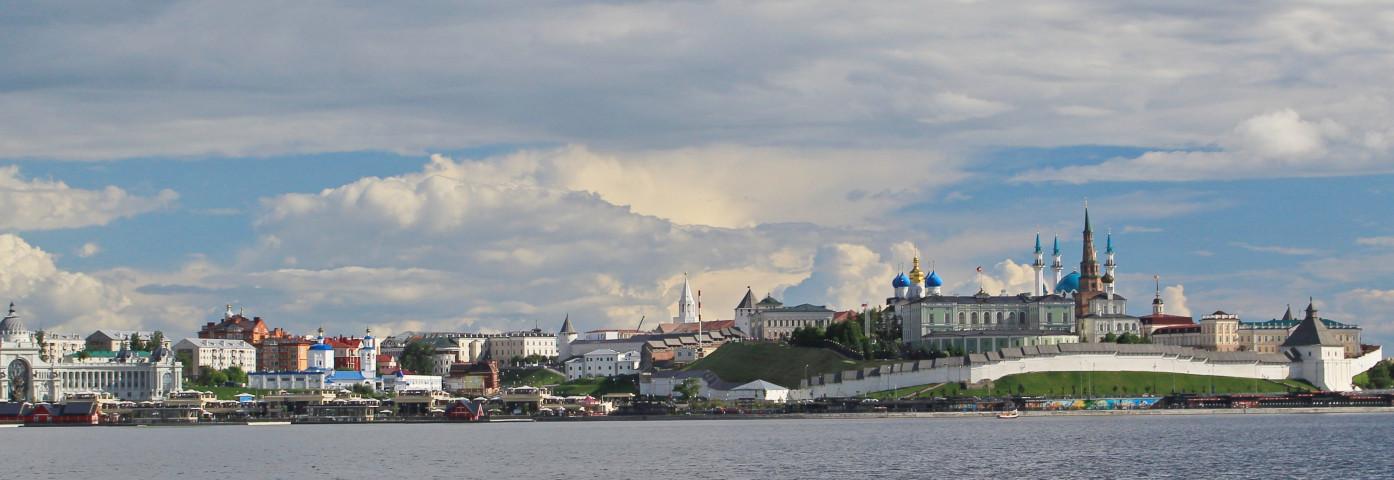 Kazań - stolica Tatarstanu