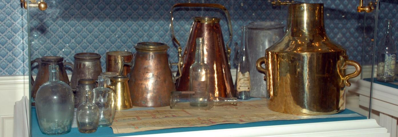 Muzeum Wódki w Moskwie