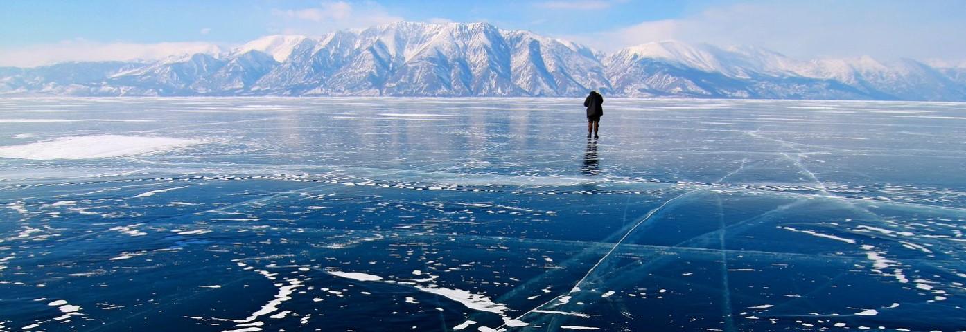Bajkalskie królestwo lodu