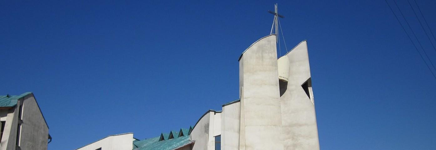 Irkuck. Jak wygląda katedra katolicka?