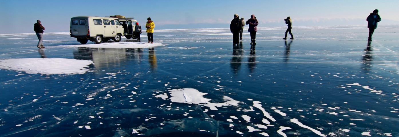 Zimowa przygoda na Bajkale