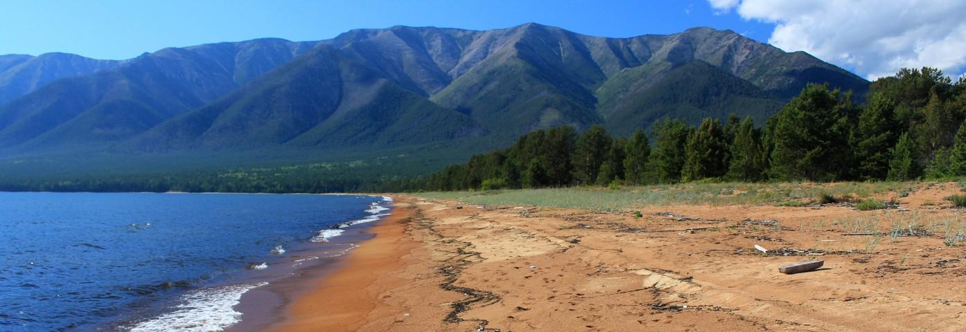 Bajkał i syberyjska okolica